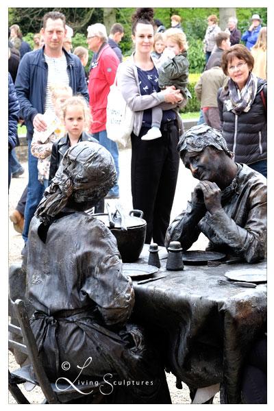 001 Wat Schaft de Pot - Potluck! - Living Statue - Levend Standbeeld 02