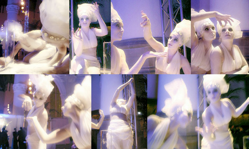 008 Animatie Zandact - Animation Sand Act - Living Statue - Levend Standbeeld 01
