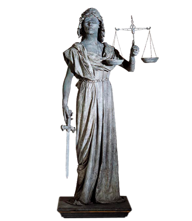 012 Vrouwe Justitia I - Lady Justice - Living Statue - Levend Standbeeld