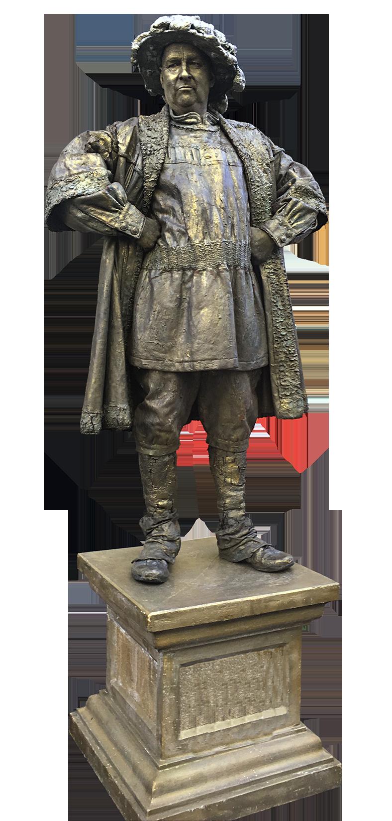 049 De Hertog - The Duke - Living Statue - Levend Standbeeld | 017 Animation - Animatie