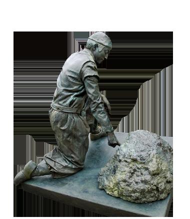 052 Hansje Brinker - Living Statue - Levend Standbeeld