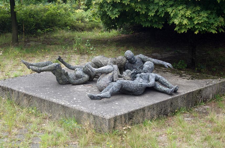 066 Terra - Living Statue - Levend Standbeeld 01