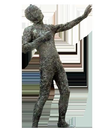 066 Terra - Living Statue - Levend Standbeeld