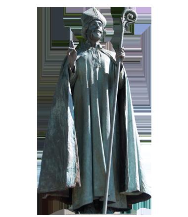 070 Sint Nicolaas - Saint Nicolas - Living Statue - Levend Standbeeld