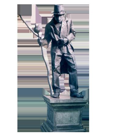 088 Pisar - Living Statue - Levend Standbeeld