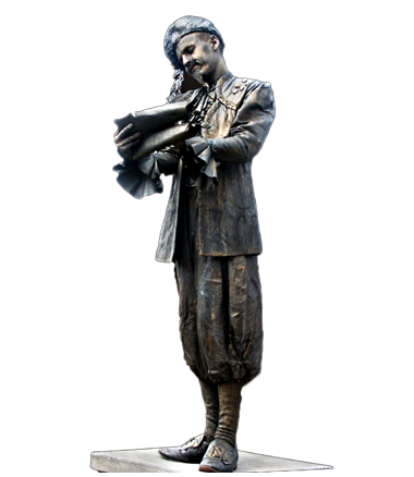 092 Edelman - Nobleman - Living Statue - Levend Standbeeld